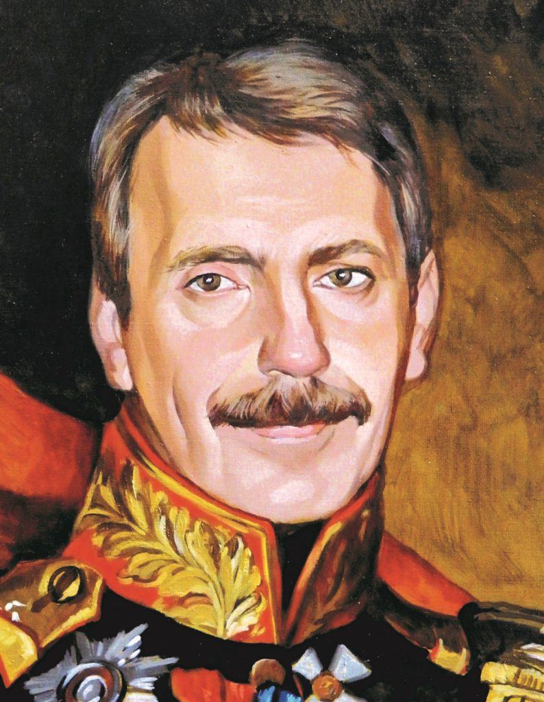 портрет маслом по фото Вологда