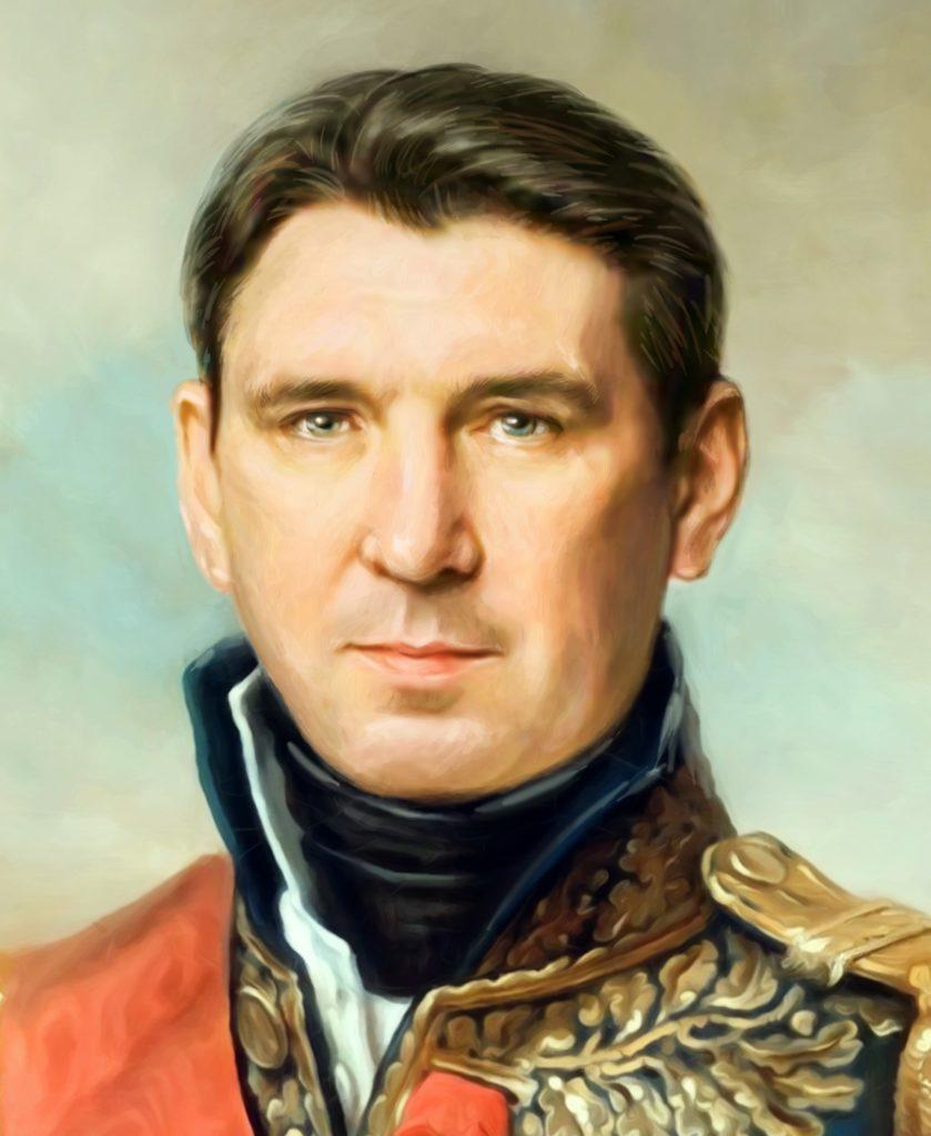 портрет по фото на холсте в подарок Вологда