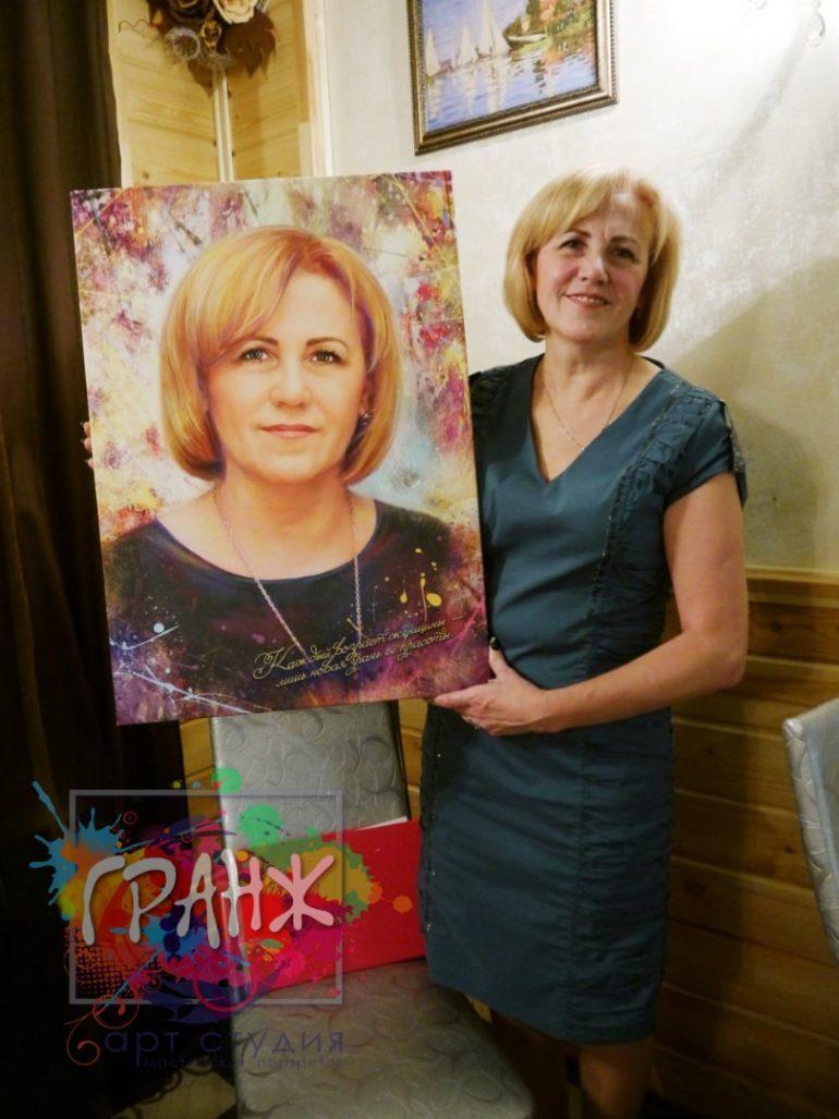 Портрет на заказ Вологда